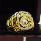 1985 Chicago Bears NFL Super bowl Championship Ring 11S Alloy Solid in stock