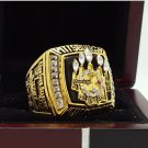 2005 Pittsburgh Steelers NFL Super bowl Championship Ring 11S Alloy Solid in stock