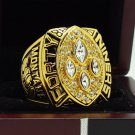 1989 San Francisco 49ers NFL Super bowl Championship Ring 11S Alloy Solid in stock