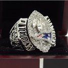 2004 New England Patriots NFL Super bowl Championship Ring 11S Alloy Solid in stock