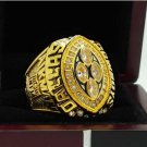 1993 Dallas Cowboys NFL Super Bowl FOOTBALL Championship Ring 7-15 Size Copper Engraved Inside