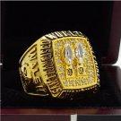 1984 San Francisco 49ers NFL Super Bowl FOOTBALL Championship Ring 7-15 Size