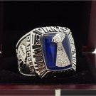 1986 New York Giants NFL Super Bowl FOOTBALL Championship Ring 7-15 Size Copper Engraved Inside
