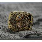 2002 Tampa Bay Bucaneers Super Bowl FOOTBALL Championship Ring 7-15 Size