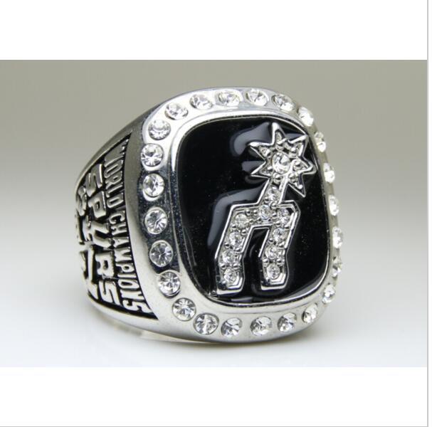 1999 San Antonio Spurs National Bakstball Championship Ring 10 Size Duncan Name