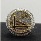From 2014 to 2015, the golden state warriors basketball championship ring size 10