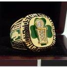 1986 Boston Celtics basketball world championship Ring 8-14S