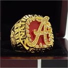 2009 Alabama Crimson Tide NCAA National Championship Ring 11S solid in stock