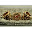 2013 Florida State Seminoles FSU ACC National Championship Ring 7-15 Size