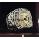 2014 Ohio State Buckeyes CFP NCAA National Championship Ring 7-15 Size
