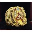 2015 Alabama Crimson Tide FOOTBALL FINAL National Championship Ring 7-15 Size Engraved Inside