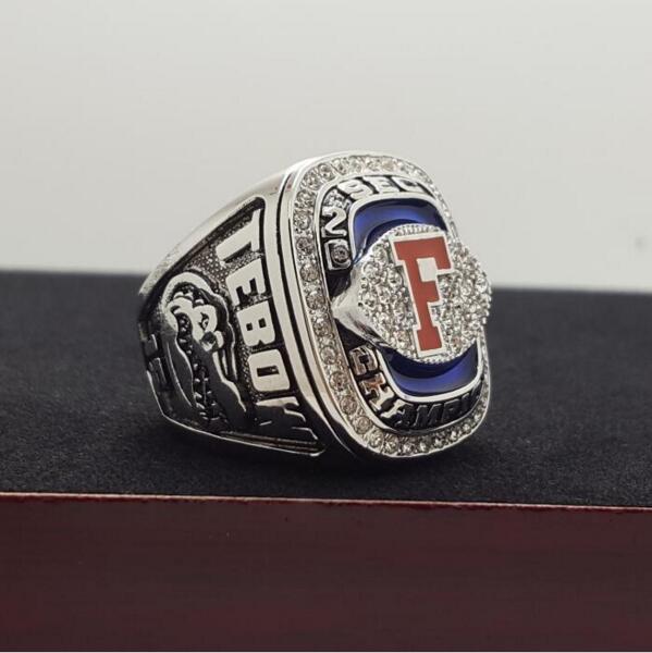 2008 FLORIDA GATORS SEC NCAA FOOTBALL National Championship Ring 7-15 Size