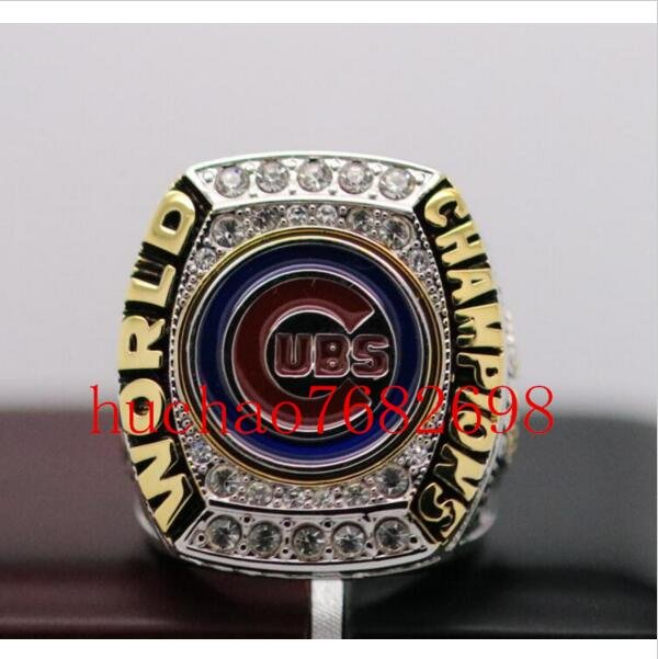 2016 Chicago Cubs World Seires Championship Ring 15 Size +BOX