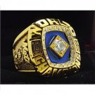 1986 New York Mets MLB world series Championship Ring copper solid back 8-14 size