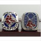 2007 2013 Boston Red sox MLB world series championship ring 8-14S+BOX