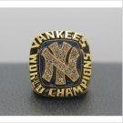 1977 New York Yankees MLB Baseball Championship Ring 8-14