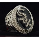 2005 Chicago White Sox world series championship ring copper solid back 8-14 size