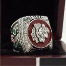2013 Chicago Blackhawks NHL Hockey Stanely Cup Championship Ring 11 Size Alloy solid