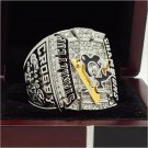 2009 Pittsburgh Penguins NHL Hockey Stanely Cup Championship Ring 11S alloy solid in stock