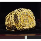 1986 Montreal Canadiens NHL Hockey Stanely Cup Championship Ring 7-15 Size Copper Solid