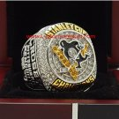 2016 Pittsburgh Penguins NHL Hockey Stanely Cup Championship Ring 7-15 Size