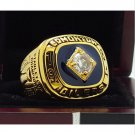 1984 Edmonton Oilers NHL Hockey Stanely Cup Championship Ring 7-15 Size Copper Engraved Inside