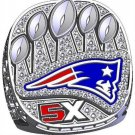 2017 New England Patriots NFL championship ring 12 S for Tom Brady Pre-sale Order
