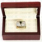 Team Logo wooden Case 1998 Atlanta Falcons NFC Football world Championship Ring 10-13 size