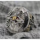 REPLICA 2012 Super bowl XLVII CHAMPIONSHIP RING Baltimore Ravens 7-15 Size Copper Engraved Inside