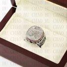 Team Logo wooden Case 2012 Alabama Crimson Tide NCAA Football National Championship Ring 10-13 size