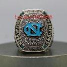 2017 NCAA University Of North Carolina Tar Heels National Basketball Championship Ring 12 Size