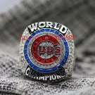 2016 Chicago Cubs World Series Championship Ring 12 Size  For MVP ZOBRIST