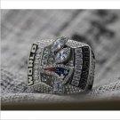 2003 New England Patriots NFL Super Bowl FOOTBALL Championship Ring 7-15 Size Copper