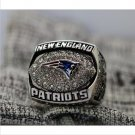 2007 New England Patriots NFC FOOTBALL Championship Ring 7-15 Size Copper