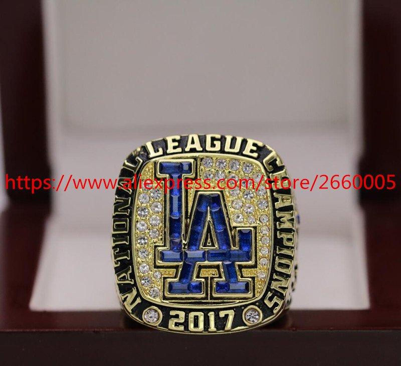 2017 Los Angeles Dodgers Nl National League World