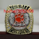 2016 Clemson tigers ACC National championship ring 8-14S for WATSON