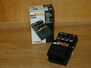 Digitech DF7 Distortion Factory Distortion EFX Pedal   www.tmscad.ecrater.com