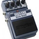 Digitech DigiVerb Digital Reverb w/ & Types EFX Pedal  www.tmscad.ecrater.com