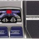 Digitech RP80 Guitar Modeling Processor w/ EXP Pedal & Power Supply   www.tmscad.ecrater.com