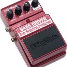 Digitech Bass Overdrive Overdrive/Distortion EFX Pedal   www.tmscad.ecrater.com
