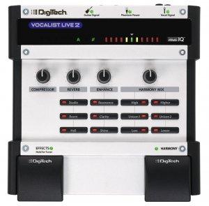 Digitech Vocalist Live2 Vocal/EFX Processor w/ Power Supply   www.tmscad.ecrater.com