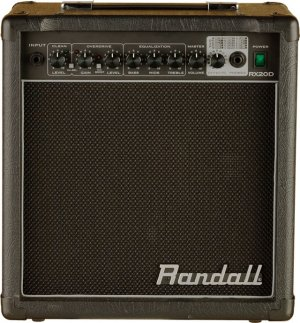 Randall RX20D Combo Amp FREE SHIPPING  www.tmscad.ecrater.com