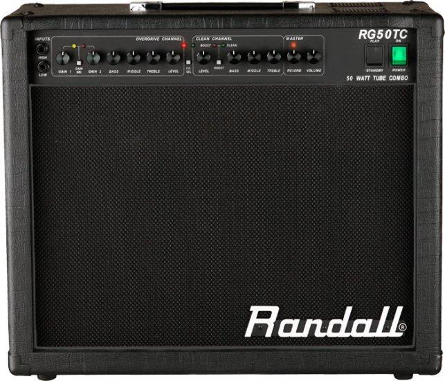 Randall RG50TC 50W 1x12 Guitar Tube Combo Amp  FREE SHIPPING    www.tmscad.ecrater.com
