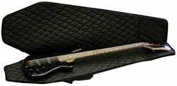 Coffin Case Economy Bag Electric Bass Guitar Bag Universal Fit  www.tmscad.ecrater.com