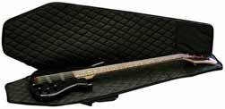 Coffin Case Economy Bag Universal Fit Electric Guitar Bag  www.tmscad.ecrater.com