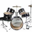 Percussion Plus PPJRS7 5-Piece Junior Drum Set  www.tmscad.ecrater.com
