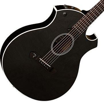 Parker P6E Black A/E Guitar w/ Parker Hardshell Case FREE SHIHPPING  www.tmscad.ecrater.com