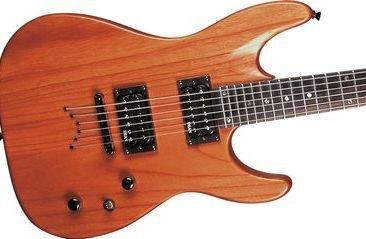 Dean Vendetta XM Electric Guitar Natural String Thru Body  www.tmscad.ecrater.com