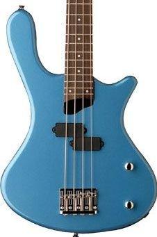 Washburn T12 Metallic Blue Bass Guitar P Style Pickups www.tmscad.ecrater.com