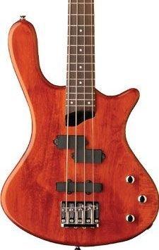 Washburn T14 Cognac Bass Guitar Maple Neck P&J Pickups  www.tmscad.ecrater.com